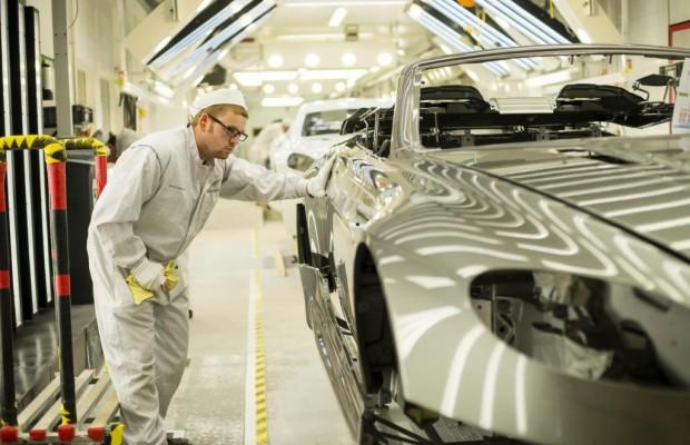Ehrgeiziges Investitionsprogramm bei Aston Martin