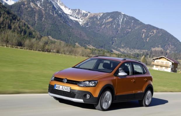 Erste Fahrt im VW Cross-Polo - Abenteuer Alltag