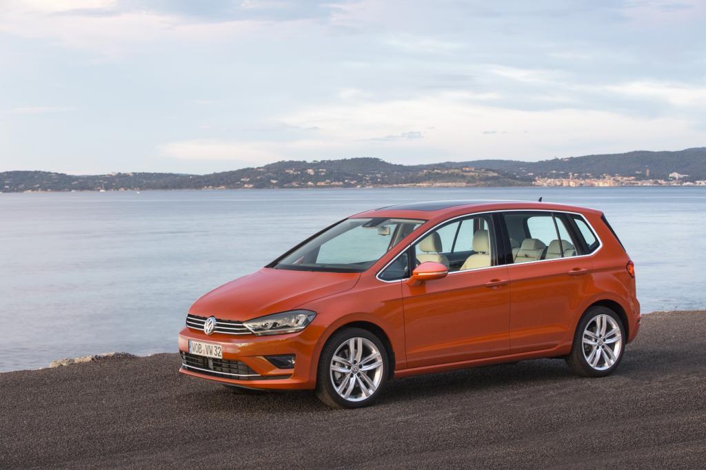 Erste Fahrt im VW Golf Sportsvan - Wenn es etwas mehr sein soll