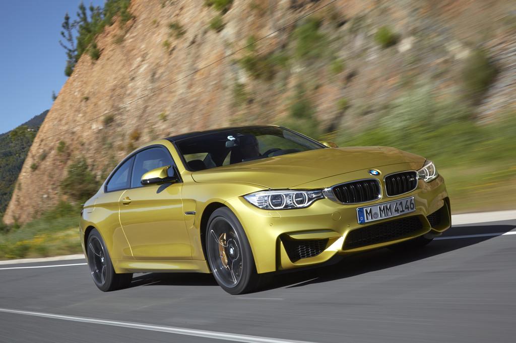 Erste Fahrt mit BMW M3 und M4: Zwei Muntermacher