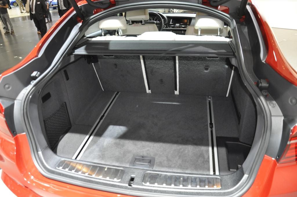 Fahrbericht: BMW X4 - Ein X6 im Kleinformat