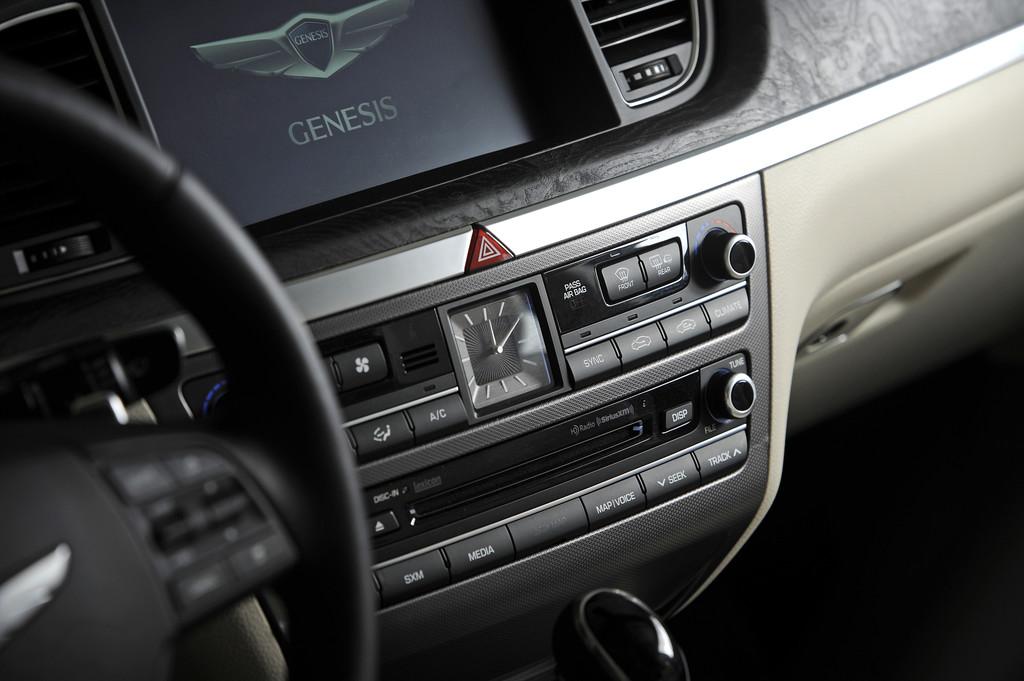 Fahrbericht Hyundai Genesis: Für Individualisten und kühle Rechner