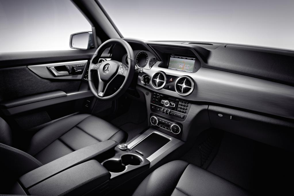 Fahrbericht: Mercedes GLK 350 4matic spurtet souverän