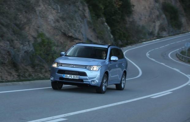 Fahrbericht: Mitsubishi Outlander PHEV - Ein SUV fürs grüne Gewissen