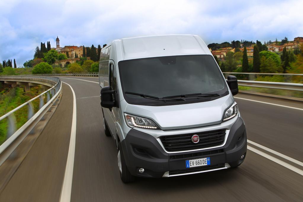 Fiat Ducato: Neues Gesicht für den Lademeister