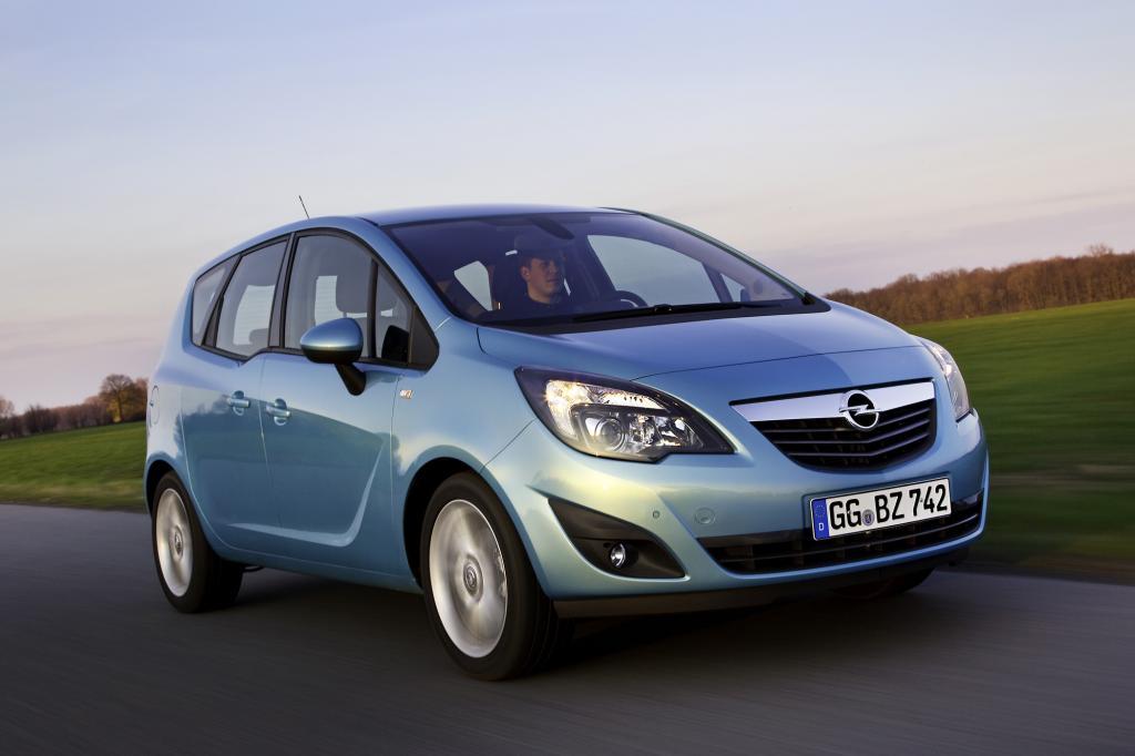 Flexibilitätsmeister, Mängelzwerg, Raumwunder – viele positive Synonyme verbindet man mit dem Opel Meriva