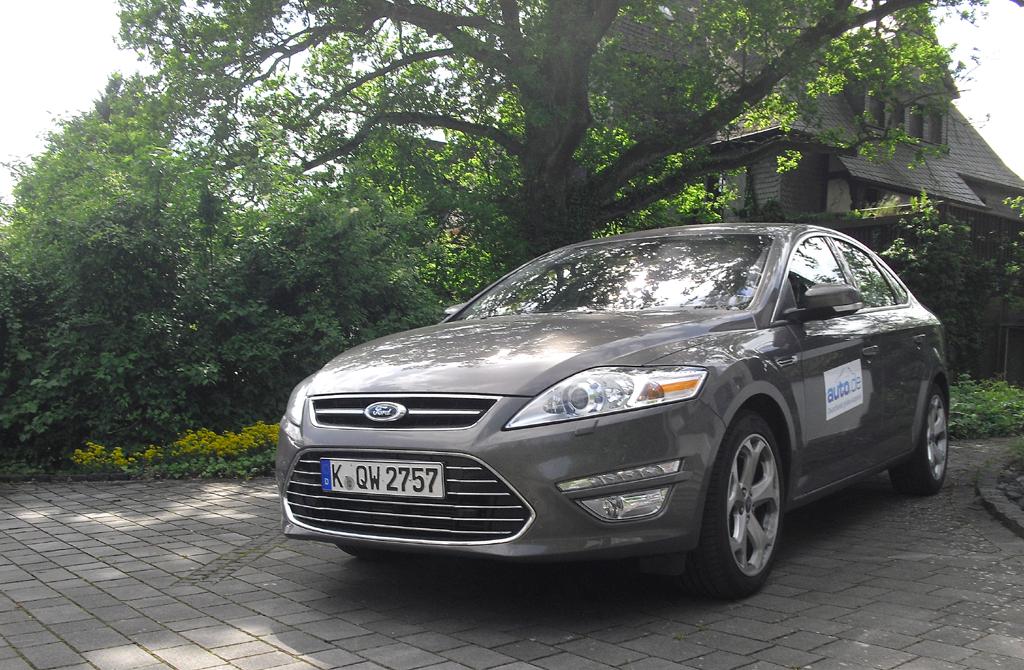 Ford Mondeo: Zum Jahresende hin steht endlich die Neuauflage an.