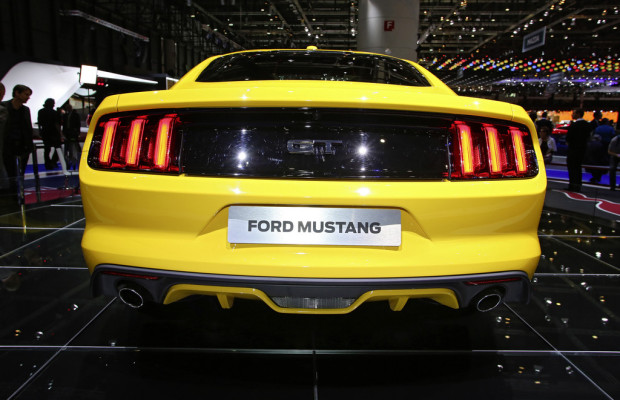Ford Mustang: 0 auf 500 in 30 Sekunden
