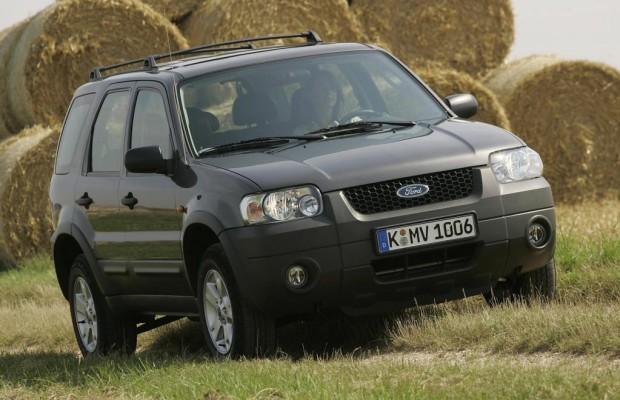 Ford ruft 1,4 Millionen Autos zurück