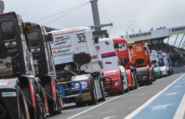 Goodyear bei der europäischen FIA-Truck-Racing-Europameisterschaft