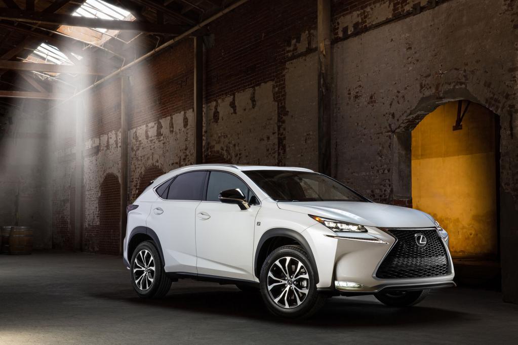 Hol- und Bring-Dienst für Lexus-Kunden