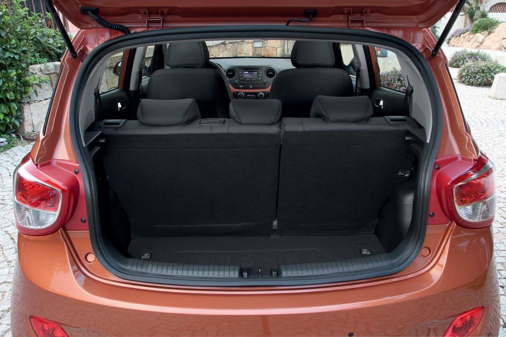 Hyundai i10 ? neues Gesicht und viel Komfort