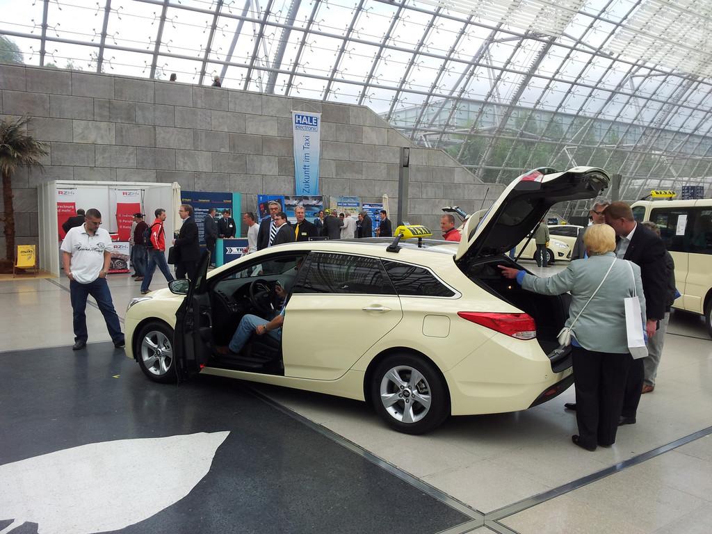 Hyundai i40 mit Taxi-Garantie