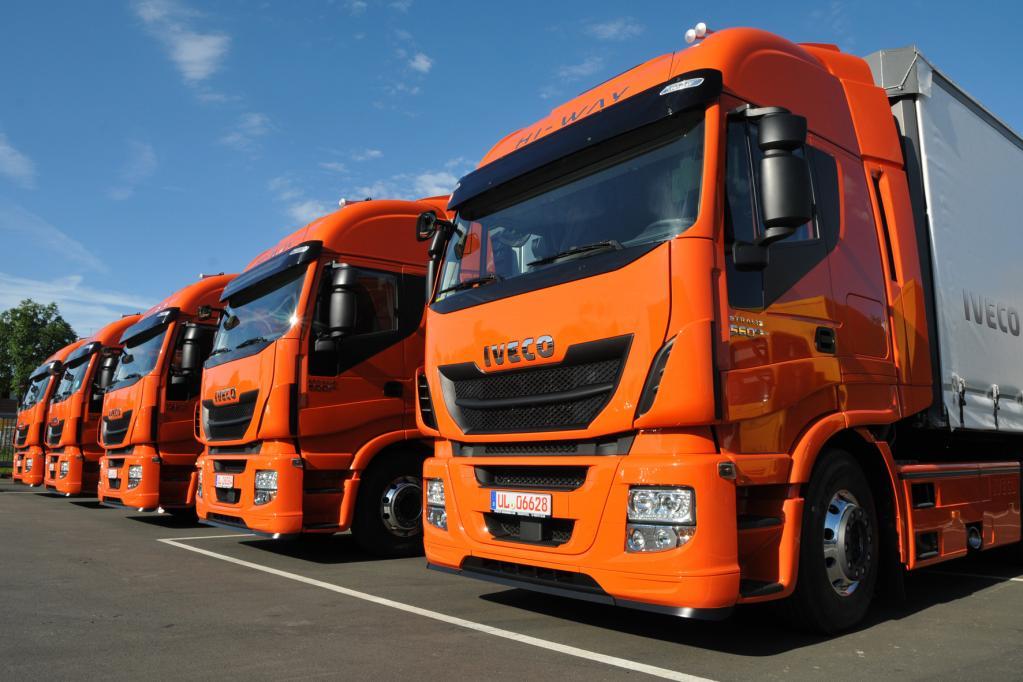 Italien: Lkw-Tankstelle für Flüssig-Erdgas in Betrieb