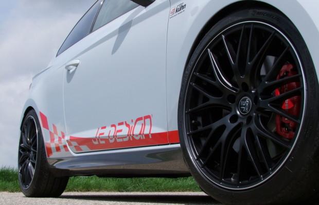 JE Design schärft den Seat Leon Cupra nach