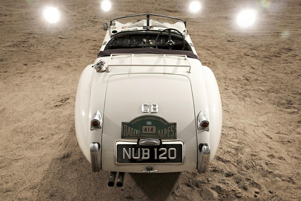 Jaguar XK 120 ab 1951