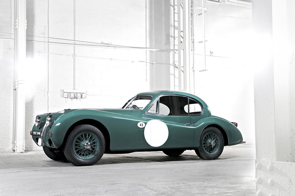 Jaguar XK 140 ab 1954
