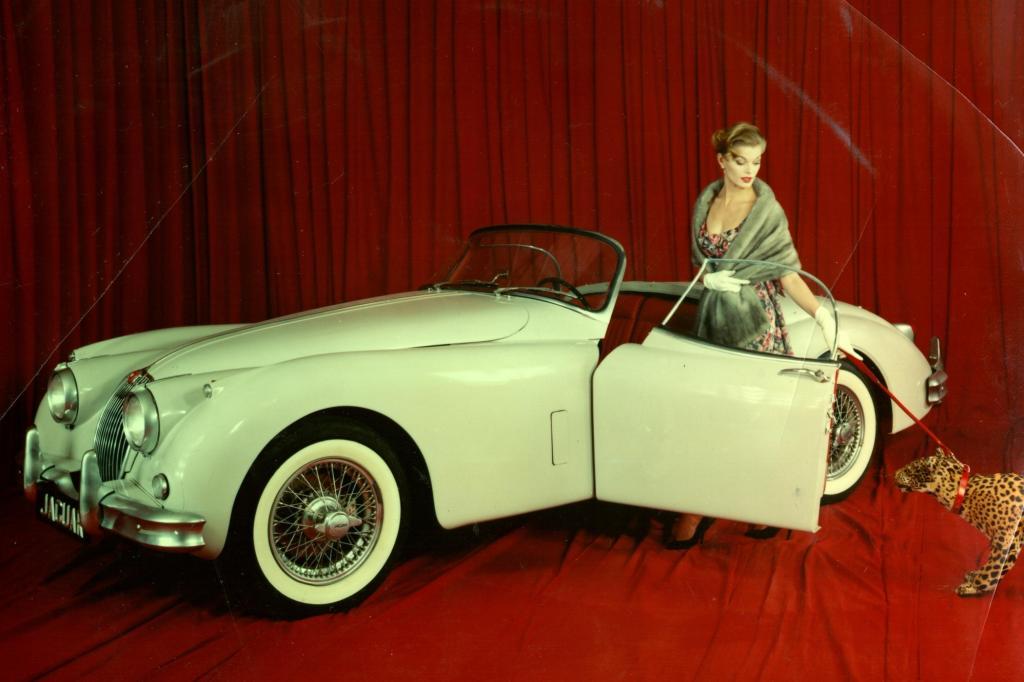 Jaguar XK 150 ab 1957