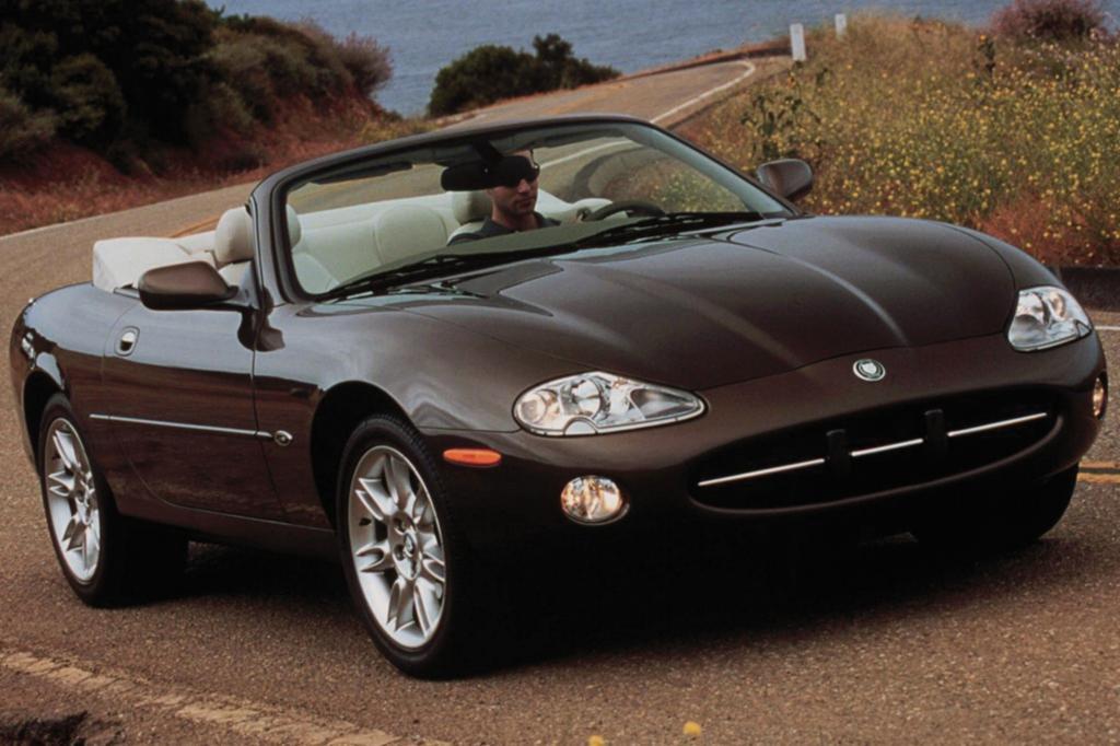 Jaguar XK 8 Cabrio, ab 1997