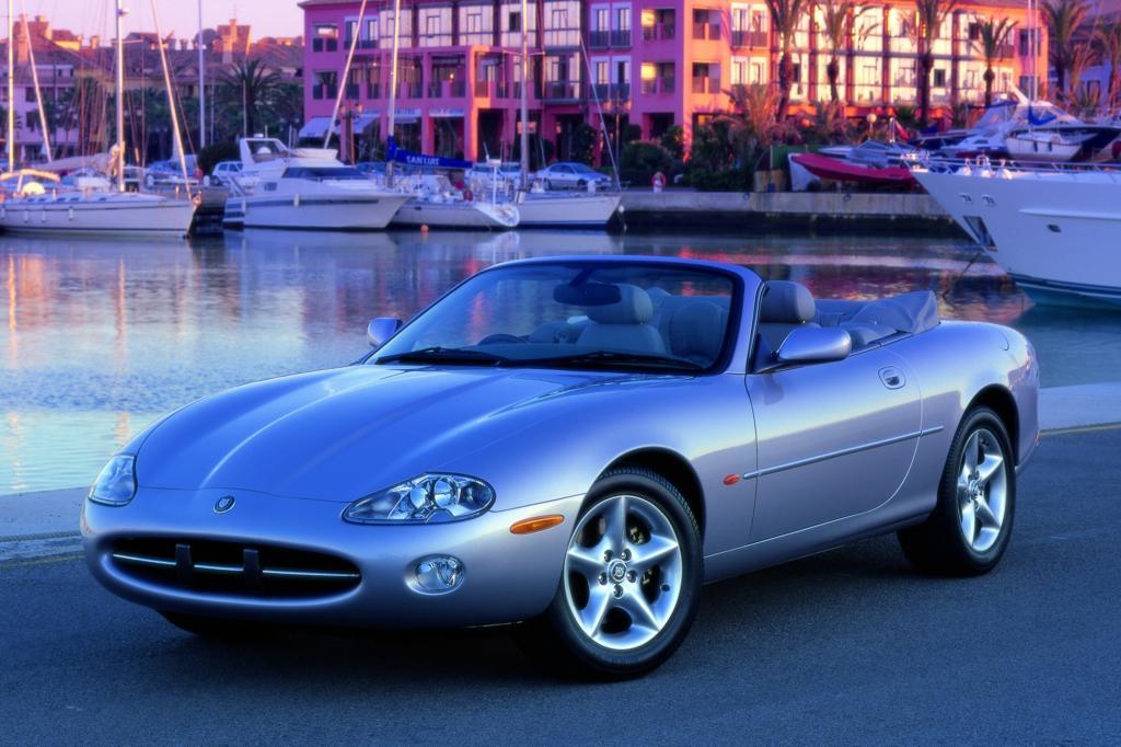 Jaguar XK 8 Cabrio ab 1997