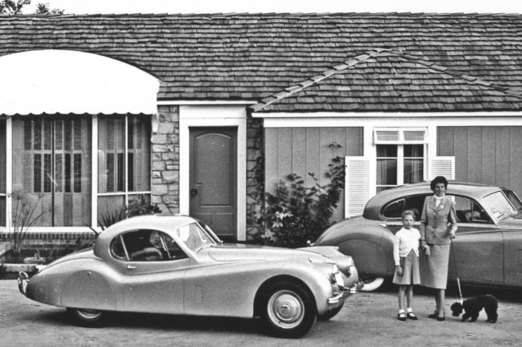 Jaguar XK120 ab 1951