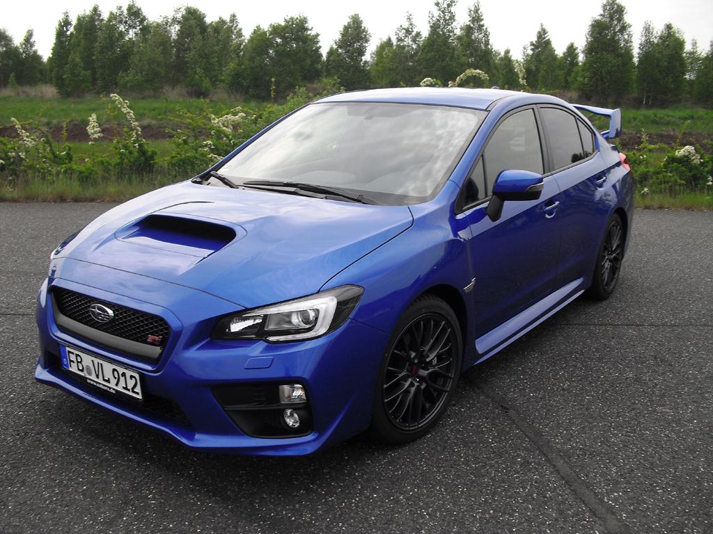 Japan-Renner: Subaru-Neuauflage WRX STI.