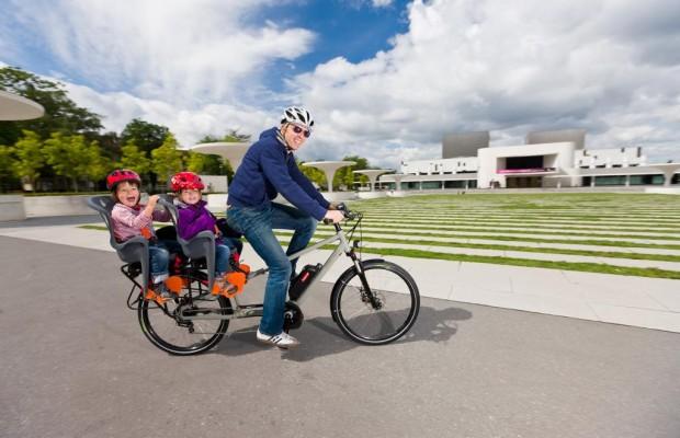 Kinder zu schwer für Fahrradsitz?