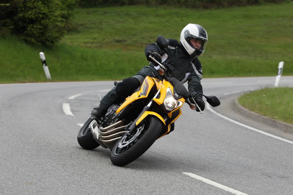 Kurzpräsentation Honda CB 650 F: Mehr als genug
