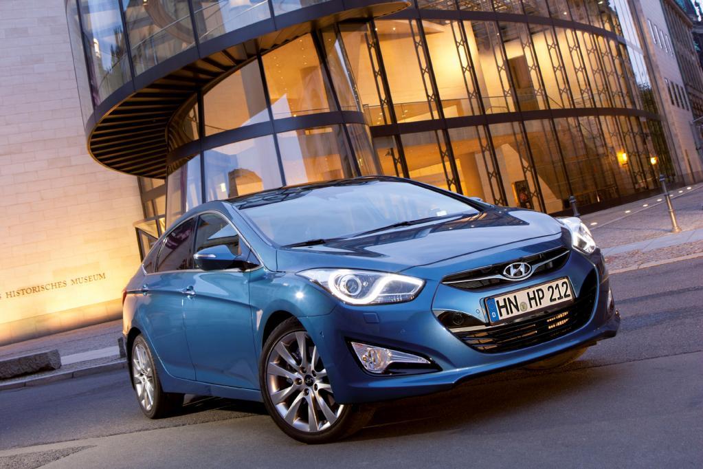 Längere Hyundai-Garantie für Taxen