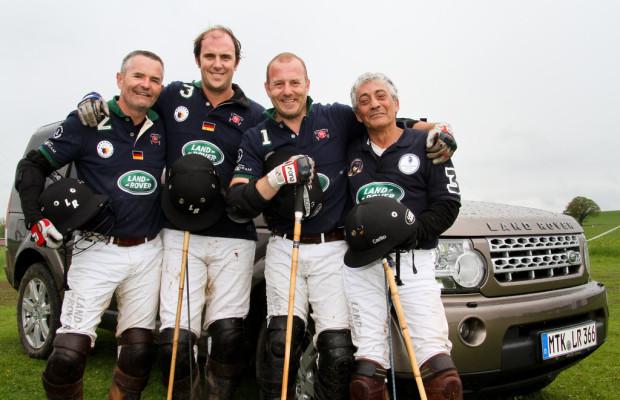 Land-Rover-Poloteam startet in die Saison 2014