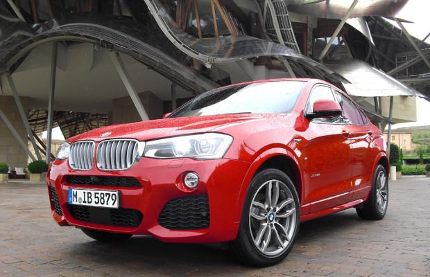 Leichtfüßiges Erlebnis: BMW schickt neuen X4 Mitte Juli an den Start / Sechs Motoren