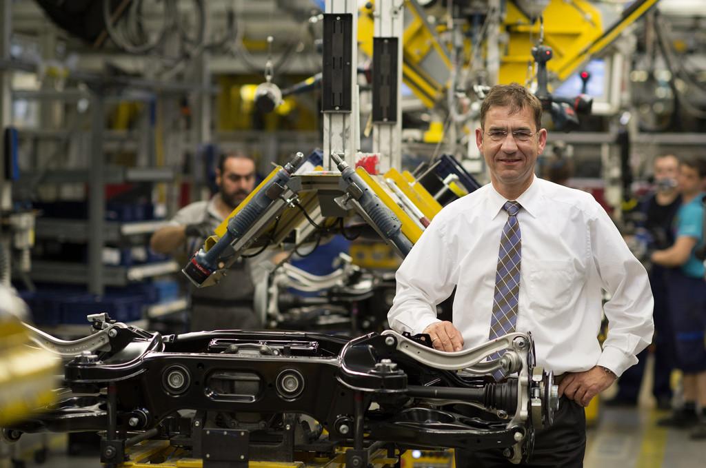 Lenz wird Mercedes-Benz-Werkleiter in Hamburg