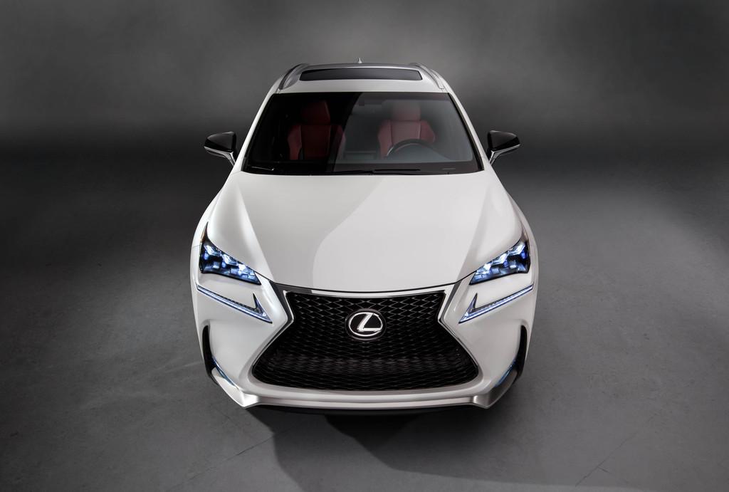 Lexus will mit dem NX bei GLK und Co. mitmischen
