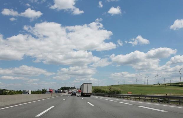 Linke Autobahnspur in Österreich für Lkw tabu