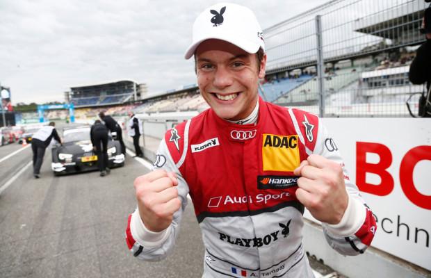 Marco Wittmann gewinnt für BMW ersten DTM-Lauf
