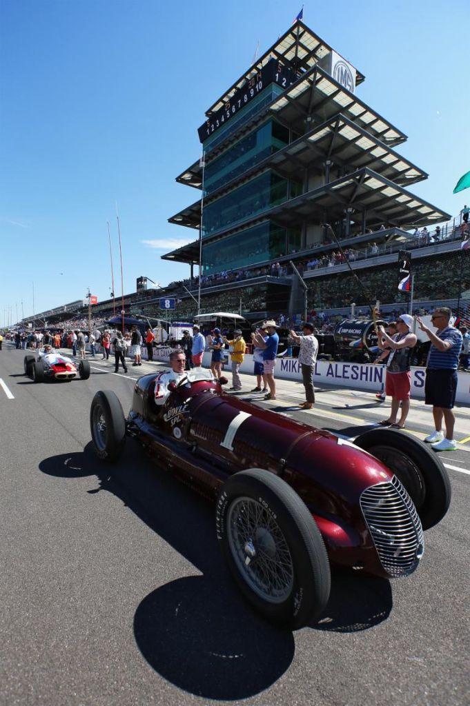 Maserati: Meilenstein im Motorsport