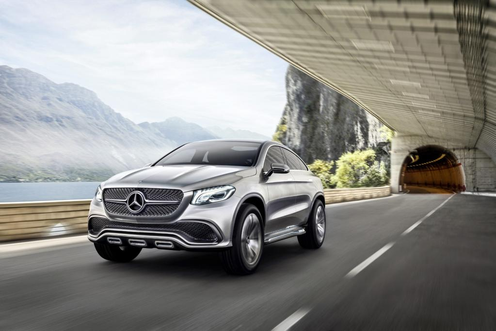 Mercedes: Bald auch Geländewagen als Hybrid