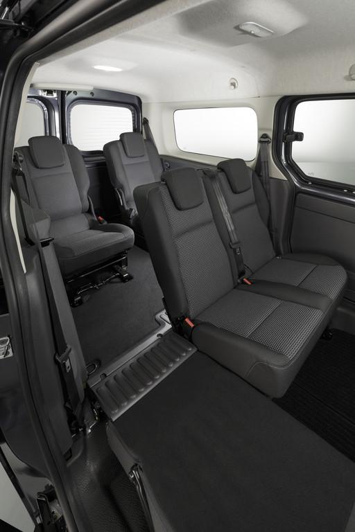 Mercedes-Benz Citan für sieben Erwachsene