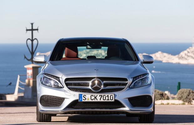 Mercedes-Benz verkaufte über eine halbe Million Fahrzeuge