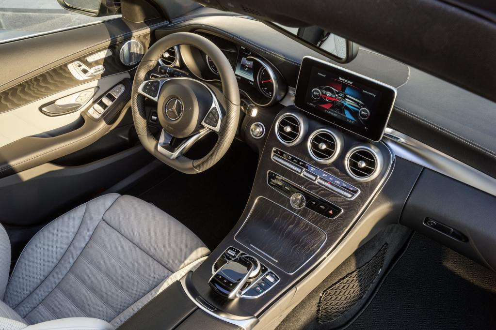 Mercedes C-Klasse T-Modell: