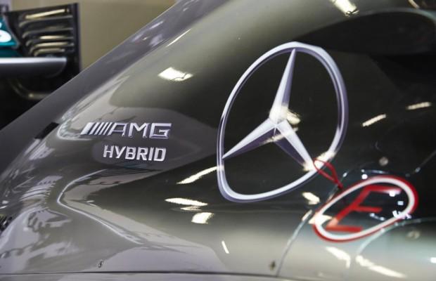 Mercedes: Formel-1-Auto heißt jetzt