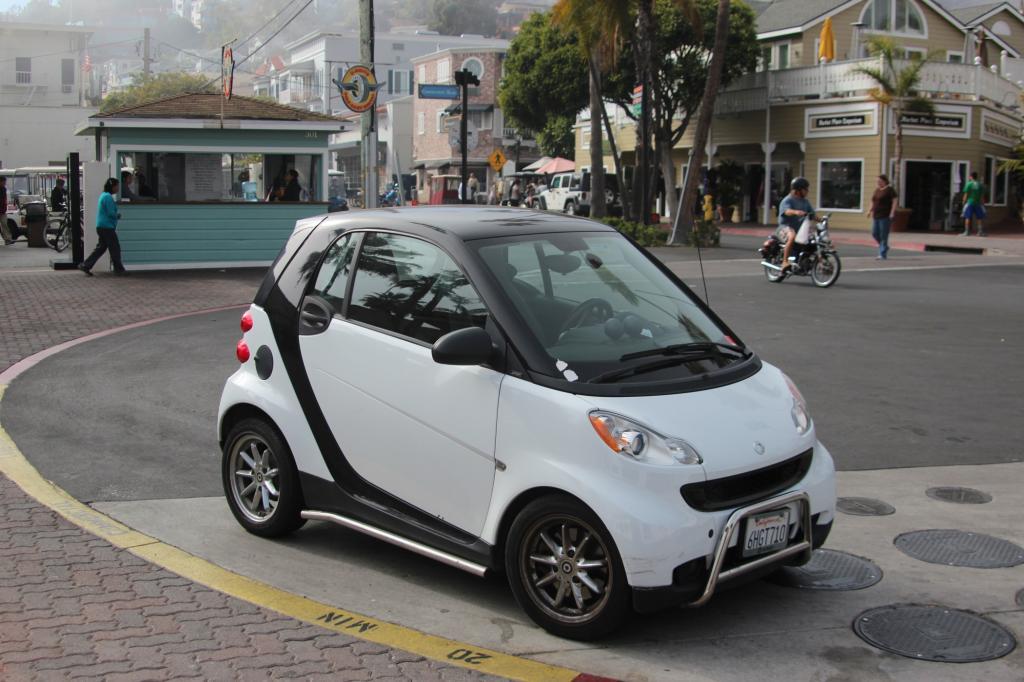 Mercedes hat auf der Ferieninsel vor der kalifornischen Küste mehr Marktanteil als Chevrolet, Ford oder Chrysler – und zwar zusammen
