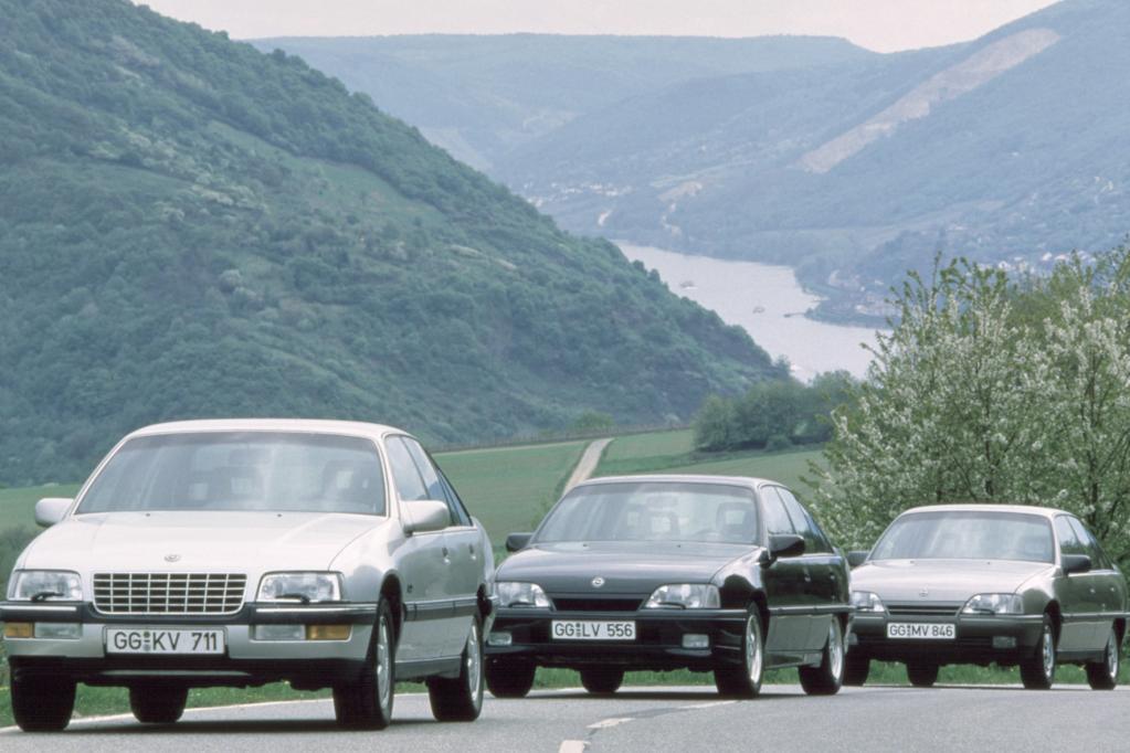 Mit Kat-Technik besetzte Opel die Vorreiter-Rolle