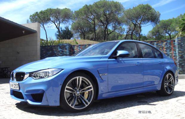 Mit Motorsport-Genen: BMW lässt M3 Limousine und M4 Coupé ab Juni starten