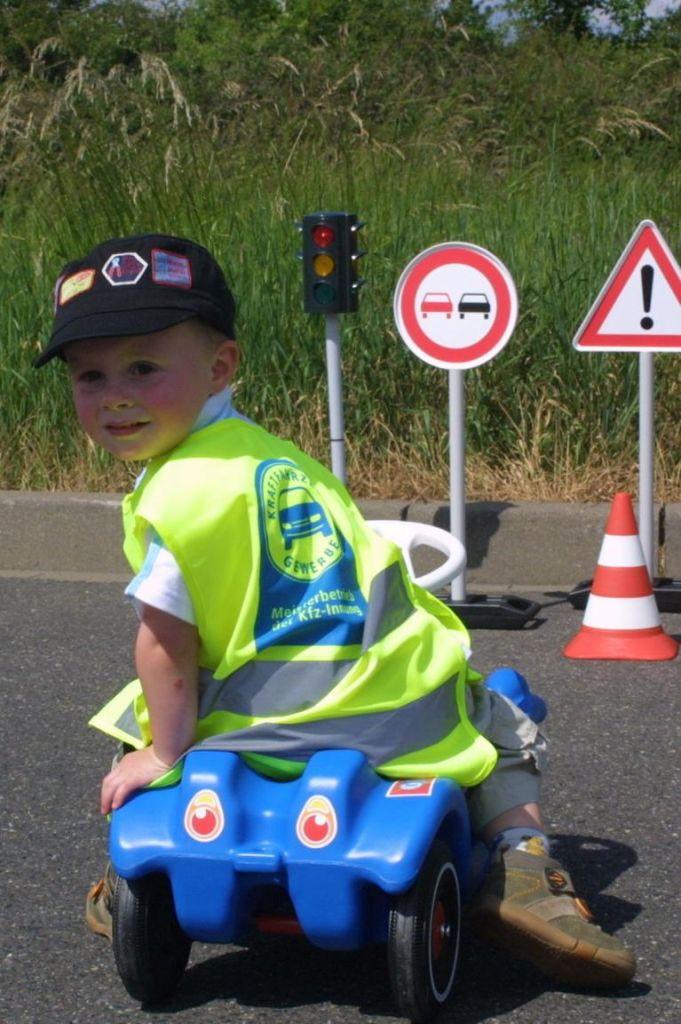 Mitmachen beim Jubiläum zur Verkehrssicherheit