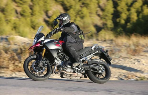 Motorrad-Markt in Europa bricht ein
