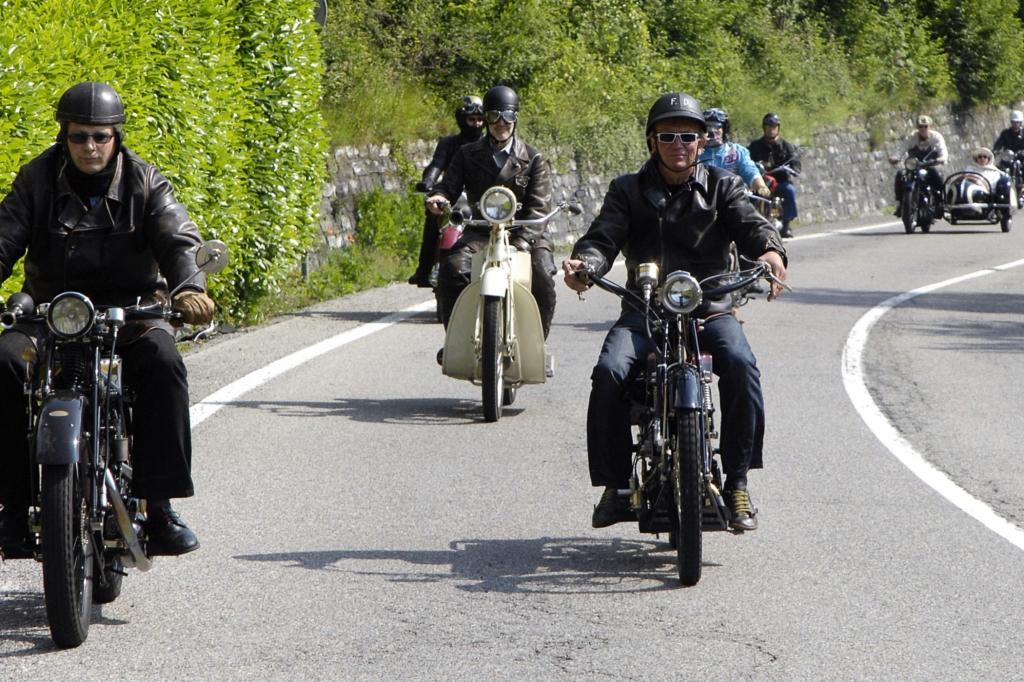 Motorradreisen - Sicherer Fahrspaß in der Gruppe