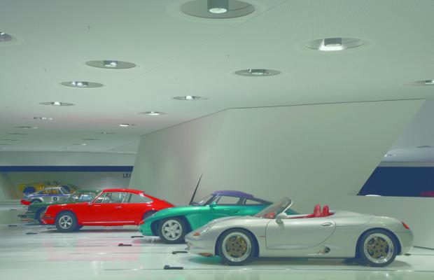 Museumstag: Freier Eintritt bei Porsche