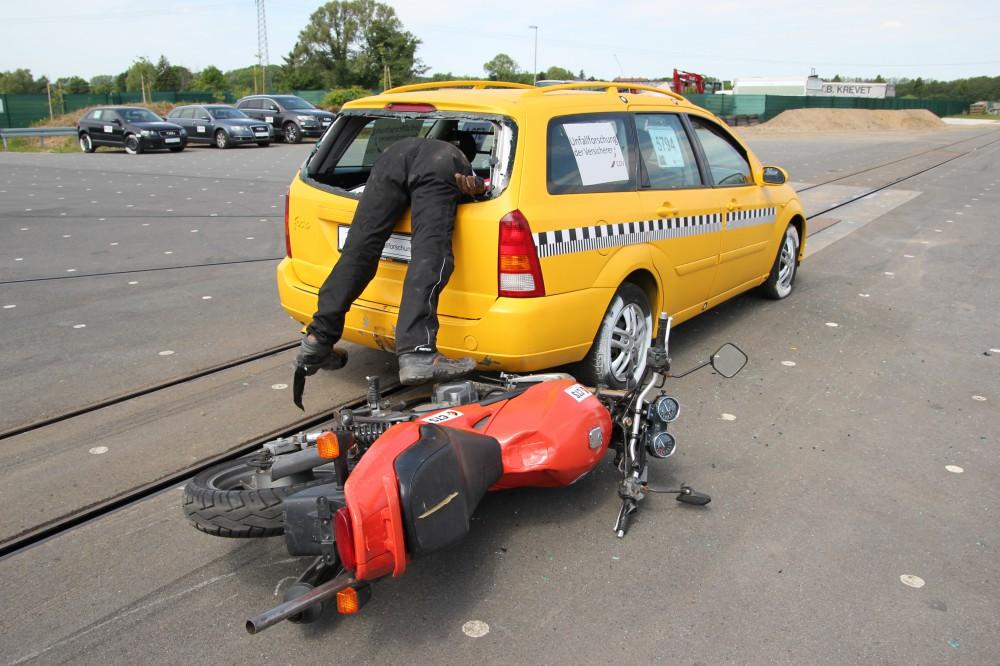 Neue Studie zu Motorradunfällen - Oft liegt's am Biker selbst