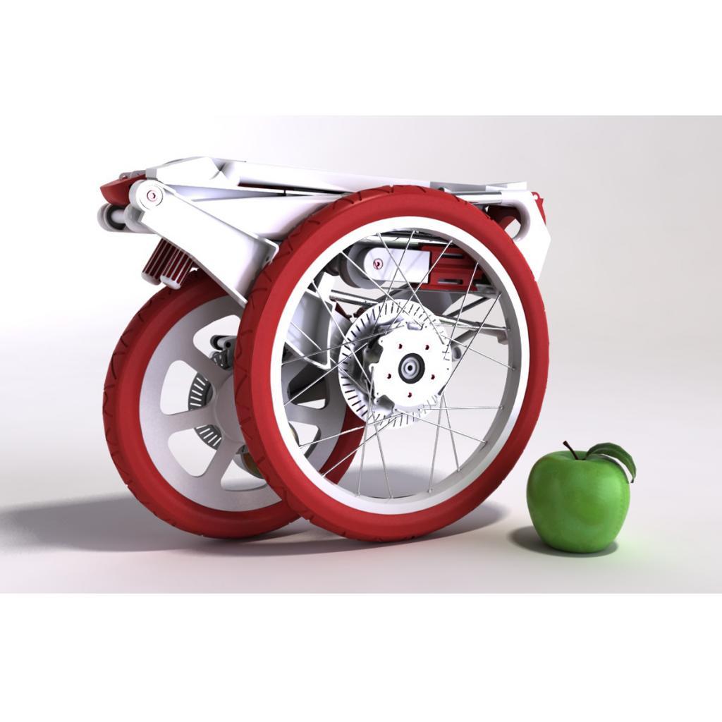 Neues Faltrad im Kompakt-Format